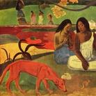 Paul Gauguin (1848 - 1903), Arearea (Gioia), 1892 Olio su tela, 75 x 94 cm, Parigi, Museo d'Orsay