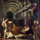 Un'opera teatrale di Tintoretto: il Ritrovamento del corpo di San Marco