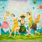 Sergio Mora. Cosmic Dancers