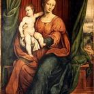 Madonna in trono con Santi