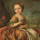 Louis Michel Van Loo. Le tre principessine di Casa Savoia
