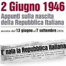 2 giugno 1946. Appunti sulla nascita della Repubblica Italiana