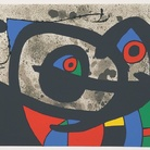 Miró. Le lezard aux plumes d'or