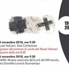 Roma 1968-2018: arte sacra e spazi di culto