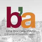 Una Boccata d'Arte. 20 artisti 20 borghi 20 regioni
