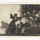 Goya. Los proverbios