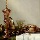 Willem Claesz Heda, Tavola imbandita, Datato 1634, Olio su tavola, 48.9 x 60.5 cm   Courtesy KHM-Museumsverband