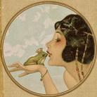 Raphael Kirchner (1876 - 1917), Il Principe Ranocchio, Illustrazione tratta da Fables, 1903