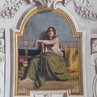 Luigi Busi, Decorazioni della Sala Rossa, Palazzo d'Accursio, 1876-77, Bologna