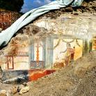 A Pompei riemerge un affresco di Priapo