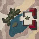 Luca Scacchetti. Due collezioni di tappeti disegnati e prodotti nel 2012