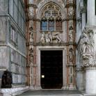 Bartolomeo Bon, Porta della carta, 1439-1442,Venezia,Palazzo Ducale. - Venezia
