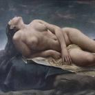 Ubaldo Oppi, Nudo disteso. La figlia di Jefte, 1925-1927 | Courtesy of Musei San Domenico, Forlì, 2017