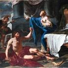 Rare visioni. Esposizioni temporanee di dipinti dai depositi - Sansone spezza i lacci  a Palazzo Pepoli Campogrande