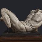Restaurato il Dio fluviale di Michelangelo. Di nuovo visibile la sua fragile bellezza