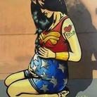 Street Artist per la Croce Rossa Italiana