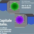 XIX Settimana della Cultura d'Impresa - Capitale Italia. La cultura imprenditoriale per la rinascita del Paese