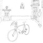 Alvise Bittente, €sso, Illustrazione per il libro Teatri d'amore, Capitolo