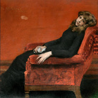 William Merritt Chase, The Young Orphan, 1884, National Academy of Design, New York
