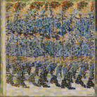 Gallerie d'Italia | Giacomo Balla, Bambina x balcone, 1912, Olio su tela, Milano, Galleria d'Arte Moderna, Collezione Grassi (Donazione Nedda Mieli Grassi, 1960)