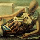 Giorgio de Chirico, L'archeologo (1927).