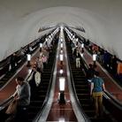 Mario Bobba. Cities Underground (3 continenti 18 città)