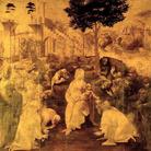 Il tempio e il virgulto, una trama per l'Adorazione dei Magi di Leonardo da Vinci - Incontro