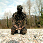 Alessandra Aita. Wood Sculptures