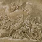Giulio Romano, Diomede combatte Fegeo e Ideo, Parigi, Musée du Louvre