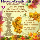 Florence Creativity.it 2014. Fatto a Mano in Italia