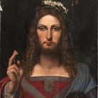 In mostra il Salvator Mundi di Leonardo