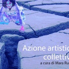 Concrezioni con crete azioni. Azione artistica collettiva a cura di Mara Ruzza