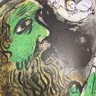 Chagall e la Bibbia: una narrazione grafica nell'intimo universo del pittore russo