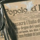 """Mario Sironi e le illustrazioni per il """"Popolo d'Italia"""" 1921-1940"""
