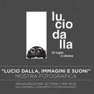 Lucio Dalla, immagini e suoni