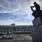 Nella ex fabbrica di auto, nel cuore di Bruxelles, la nuova sede del Centre Pompidou