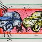 Andrea Casalini. Colorazioni