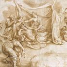 Giulio Romano, Nascita di Apollo e Diana, Parigi, Musée du Louvre