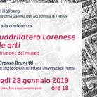 Il Quadrilatero lorenese delle arti - Conferenza