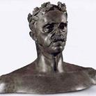 Busti di Vittorio Emanuele III e di Benito Mussolini