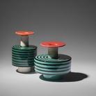 Dialogo. Ettore Sottsass Ceramiche 1957 - 1969, Carlo Scarpa Negozio Olivetti 1957