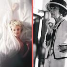 Douglas Kirkland. Coco + Marilyn. Biella al centro del MI-TO