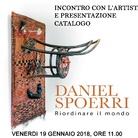 Daniel Spoerri. Riordinare il mondo - Presentazione