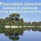 Dialoghi con la Reggia di Caserta - Peschiera Grande, occasione di conoscenza tra attuale restauro e futura fruizione