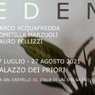 Eden. Marco Acquafredda, Domitilla Marzuoli, Mauro Pellizzi