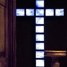 A Milano cieli elettronici sulla Croce della Pasqua