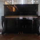 United Street Pianos. Cecilia a Ca' Pesaro