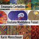 La Milano Art Gallery rende omaggio all'arte femminile con tre grandi artiste