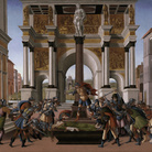 Due opere di Botticelli, separate nell'Ottocento, si incontrano all'Accademia Carrara
