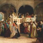 Agli Uffizi l'arte del tessuto racconta la storia dell'Italia ebraica